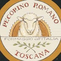 Tuscan Flavor VII Framed Print