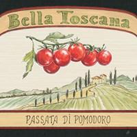 Tuscan Flavor V Framed Print