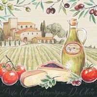 Tuscan Flavor III Fine Art Print