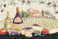 Tuscan Flavor I Fine Art Print