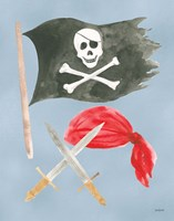 Pirates II Fine Art Print