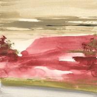 Red Rock I Fine Art Print