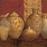 Aegean Vessels Spice Extra Vessel Crop Fine Art Print