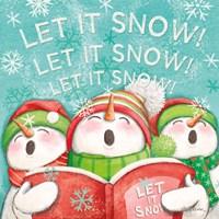 Let it Snow VIII Fine Art Print