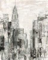 Manhattan Neutral I Crop Fine Art Print