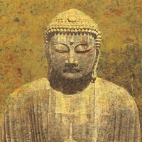 Asian Buddha Crop Fine Art Print