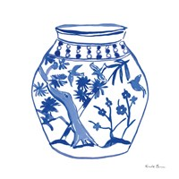 Chinoiserie VII Fine Art Print