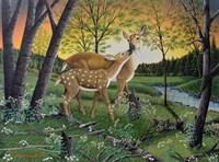 First Spring Fine Art Print