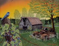 Time Gone By Fine Art Print