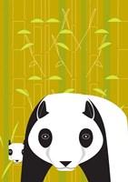 Pandas Fine Art Print