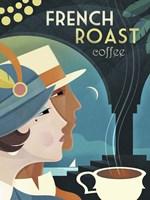 Coffee French Fine Art Print