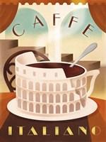Coffee Italy Fine Art Print