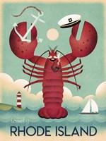 Rhode Island Fine Art Print