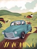 Wyoming Fine Art Print