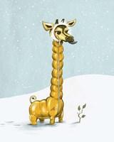 It's Giraffe-Ty Fine Art Print