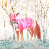 The Wilderness (detail) Fine Art Print