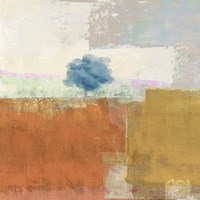 Great Plains I (detail) Fine Art Print