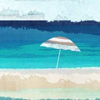 Tropical Breeze (detail) Fine Art Print