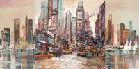 NYC 2 Fine Art Print