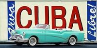 Cuba Libre, Havana Fine Art Print
