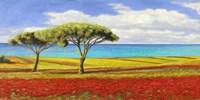 Mediterraneo (detail) Fine Art Print