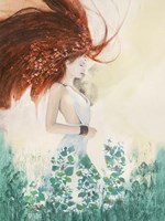 Fairy of Spring Fine Art Print