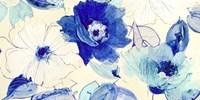 Toile Fleurs Fine Art Print