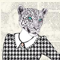 Pretty Girl (detail) Fine Art Print