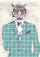 Loverboy (detail) Fine Art Print