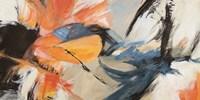 Oranges & Blues Fine Art Print