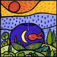 Lino Fine Art Print