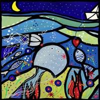 La Medusa Innamorata Fine Art Print