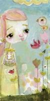 Hello Birdie Fine Art Print