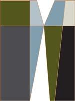 Wide Open Green 3 Fine Art Print