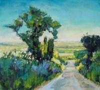 Hedgerow Fine Art Print