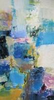 Cool Blues 2 Fine Art Print