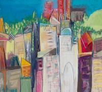 City Parks 6 Fine Art Print