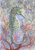 King Of The Sea Fine Art Print
