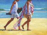 Beach Towel Fine Art Print