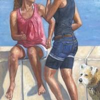 Seaside Fine Art Print