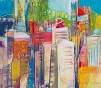 City Parks 3 Fine Art Print