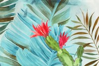 Tropical Mixing Fine Art Print