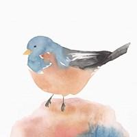 Birdie III Fine Art Print