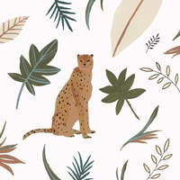 African Cheetah I Fine Art Print