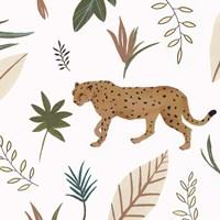 African Cheetah II Fine Art Print