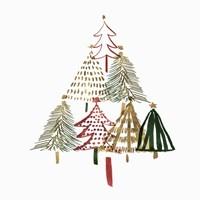 Pine Trees I Fine Art Print