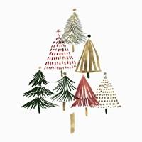 Pine Trees II Fine Art Print