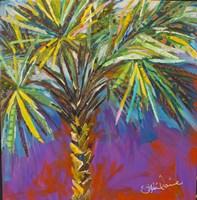 River Palm Fine Art Print