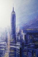 New York City Blues Fine Art Print