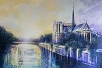 Notre Dame, Paris Fine Art Print